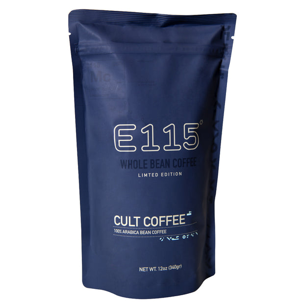 Cult Coffee E115 Supreme Dark Roast Coffee Blend