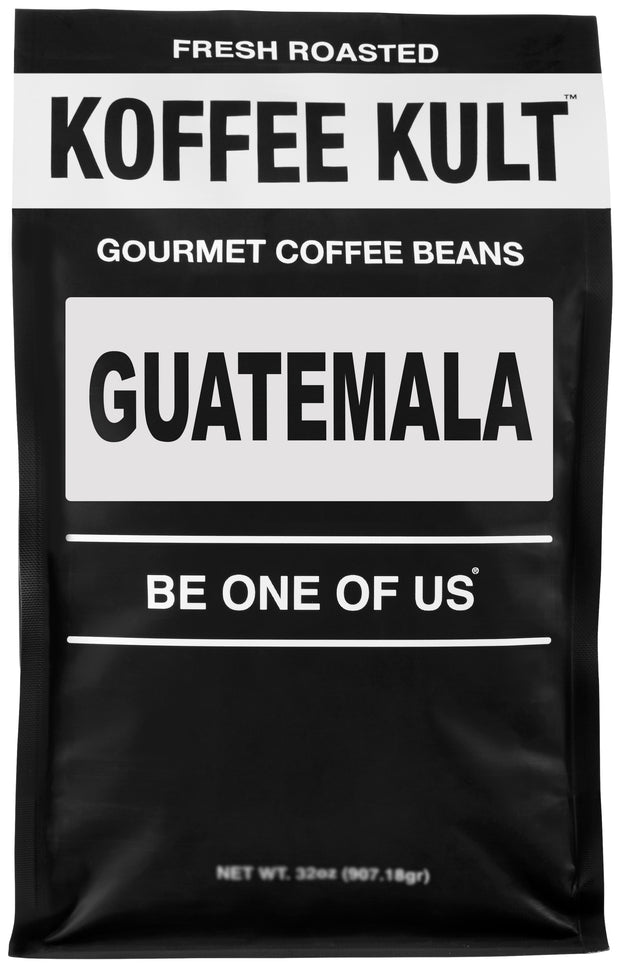 Fresh Roasted Guatemalan Huehuetenango Coffee Beans