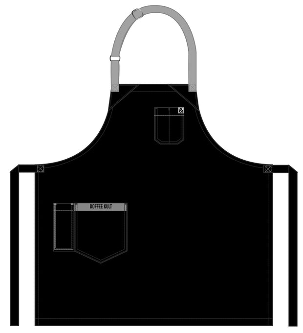 Koffee Kult  custom H&B Apron -LIMITED EDITION-