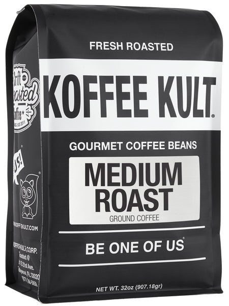 Koffee Kult Medium Roast Coffee