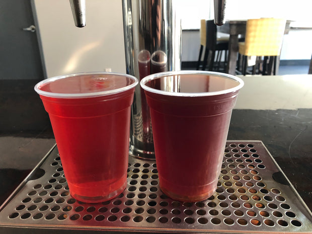 Nitro Cold Brew Ginger Peach Tea