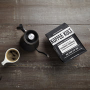 coffee washed myanmar ywangan micro-lot roast exclusive by koffee kult