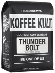 Thunder Bolt French Roast Coffee