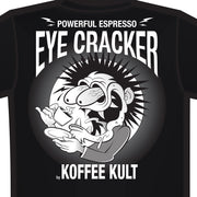 Eye Cracker Espresso T Shirt