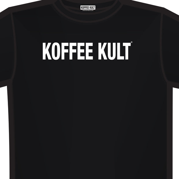 Koffee Kult Squirrel T Shirt