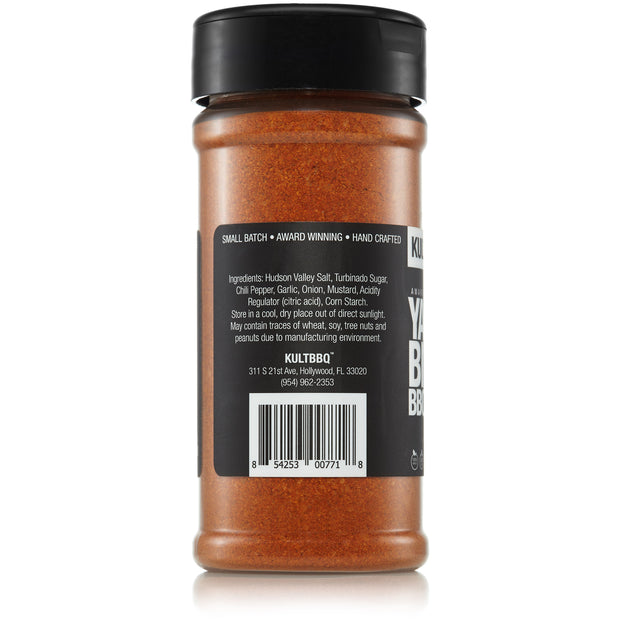 Kult BBQ - YARD BIRD BBQ Rub