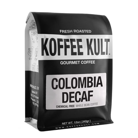 Colombian Decaf - Water Process Chemical Free coffee
