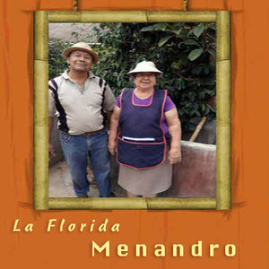 La Florida  Menandro - Colombia LAND OF DIVERSITY winner - MICRO LOT