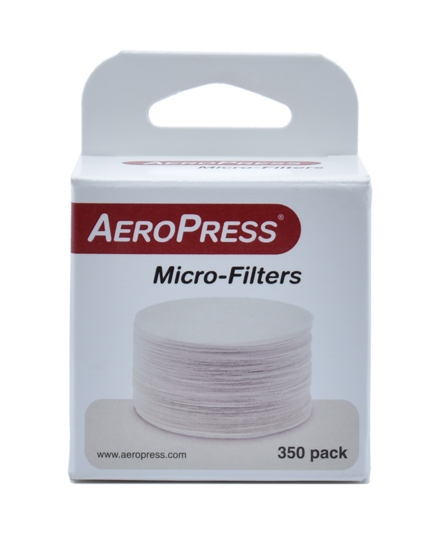 AEROPRESS MICRO-FILTERS FOR AEROPRESS & AEROPRESS GO