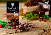 Pacari Organic Coffee Dark Chocolate Bar