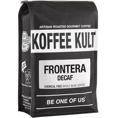 Frontera Decaf - Chemical Free Decaf Coffee