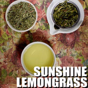 Sunshine Lemongrass Cold Brew Ice Tea