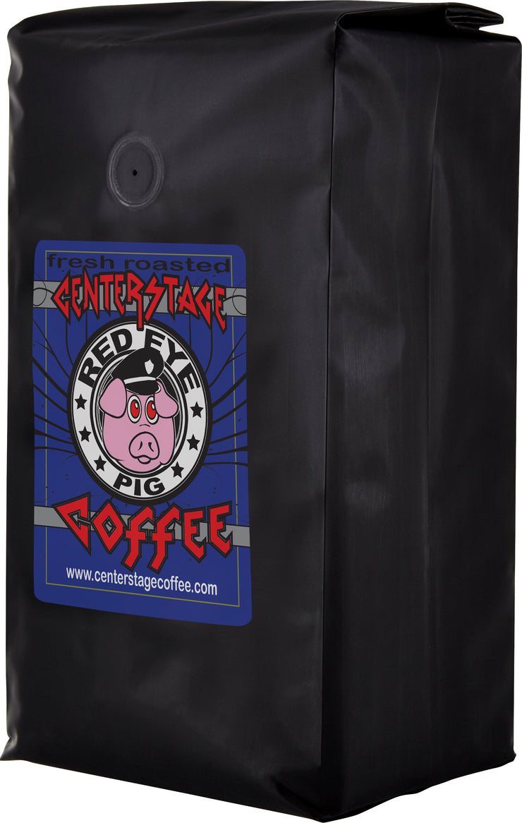 Center Stage Coffee RED EYE PIG