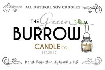 The Green Burrow Candle Co.