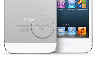 How To Identify Iphone Model >> Identify My Iphone Cell Phone Diy