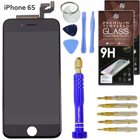 iPhone 6S LCD Screen Replacement Kit -  LCD Cell Phone DIY