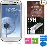 Screen Protectors for Samsung - Tempered Glass -  Screen Protectors Cell Phone DIY