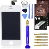 iPhone 4 Screen Replacement Kit -  LCD Cell Phone DIY
