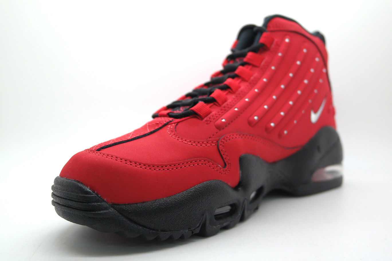 the best attitude 95741 db95a NIKE AIR GRIFFEY MAX 2 UNIVERSITY RED   WHITE - BLACK