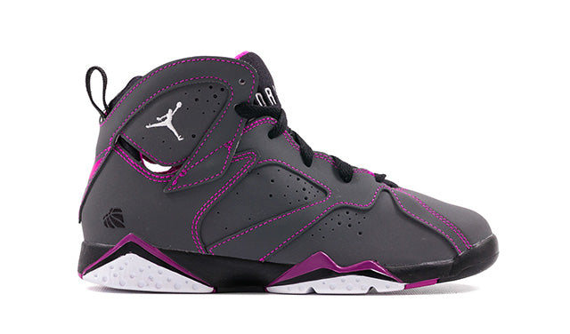 2fc183d636ed86 new zealand girls air jordan 7 gs valentines day dark grey white 9a5f2  061d3  coupon code for check our detailed images below air jordan 7  valentines day ...