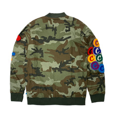 Battalion Coated Jacket