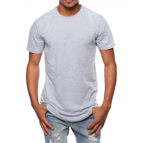 Scallop Long Tee