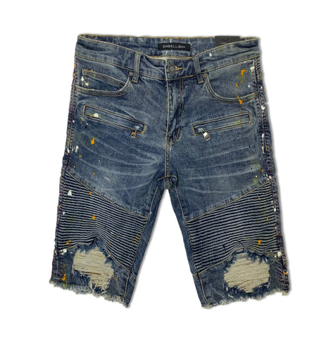 Crabtree Biker Shorts