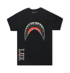 Shark Mouth LUX Tee - Denim Exchange