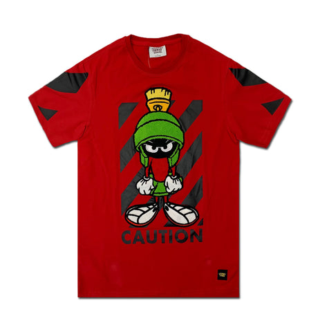 Marvin The Martian Caution Tee