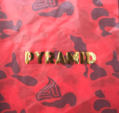 Golden Pyramid Camo Knit