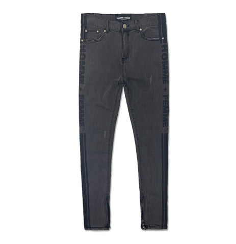 Trademark Denim Blackout Jeans