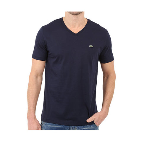 Pima Cotton V-Neck