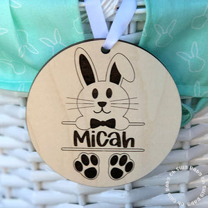 Easter Basket Name Tags
