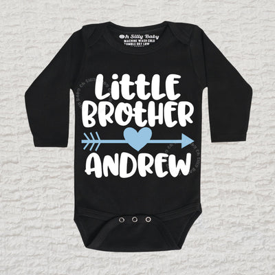 8b2c5e5f6 Little Brother Bodysuit or Tee