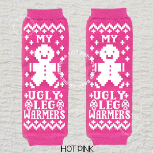 My Ugly Sweater Baby Leg Warmers
