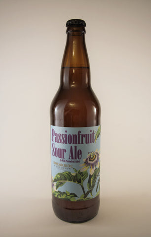 Breakside Brewery Passionfruit Sour Ale