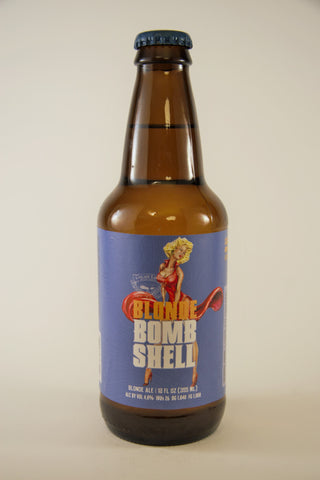 Cascade Lakes Brewing Co. - Blonde Bombshell