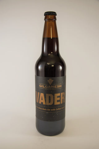 Gilgamesh Brewing - Vadar Black IPA