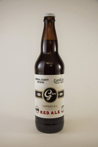 Goodlife Brewery and Terminal Gravity Collaboration - G2 IRA