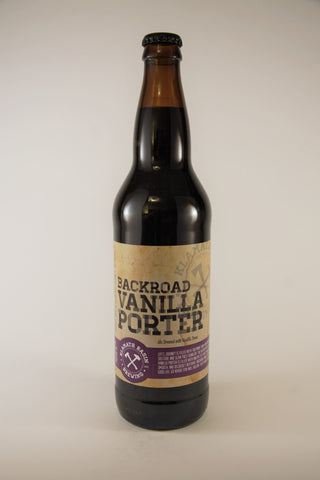 Klamath Basin Brewing - Backroad Vanilla Porter