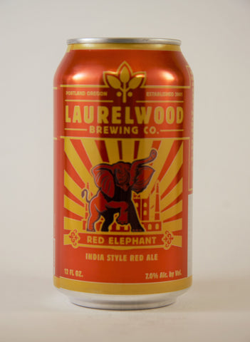 Laurelwood Brewing - Red Elephant IRA