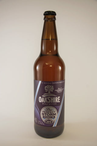Oakshire Brewing - Perfect Storm Double IPA
