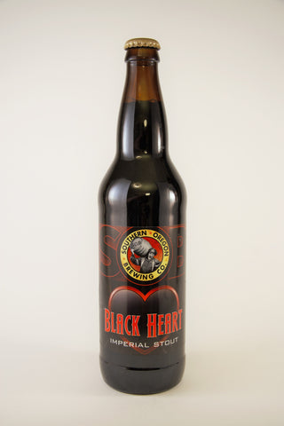 Southern Oregon Brewing Co. - Black Heart Imperial Stout