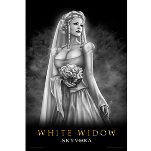 White Widow Poster