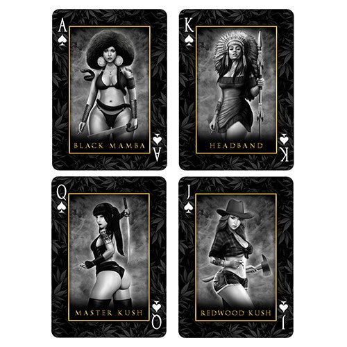 Skyvora High Grade Playing Cards 1st Edition