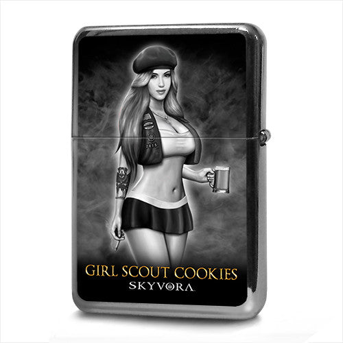 Girl Scout Cookies Lighter