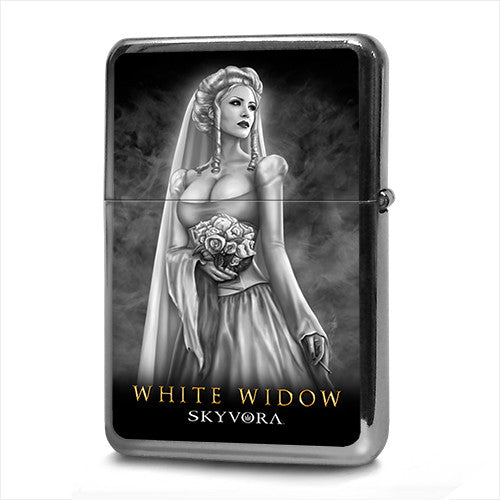 White Widow Lighter