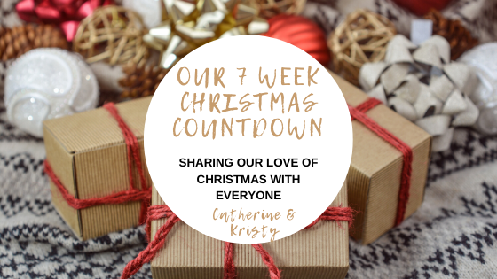 WOW! 7 Weeks until Christmas!