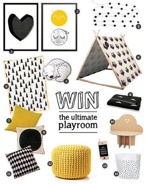 Little Gatherer's Ultimate Playroom Competition