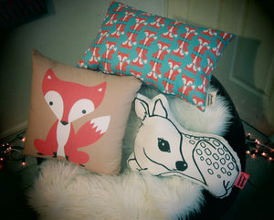 Homely Creatures Cushions YAY!